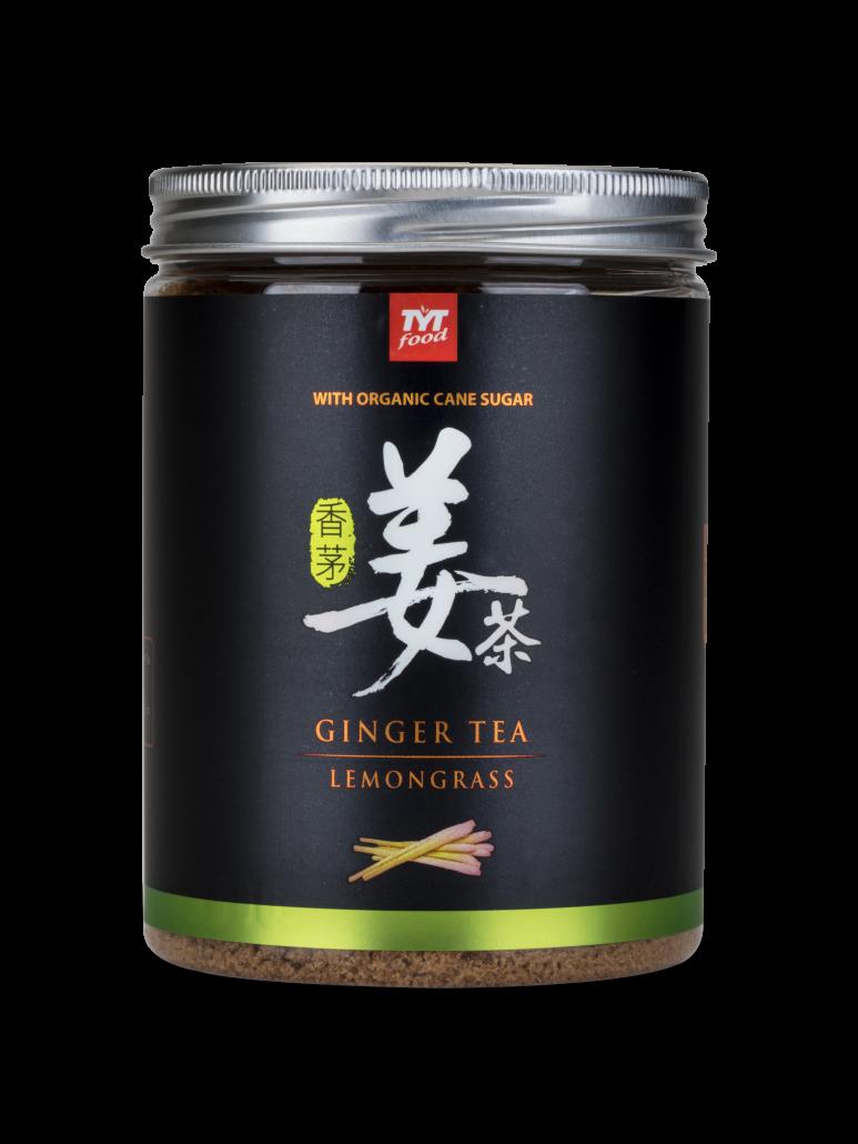 Cold-Pressed Ginger (Lemongrass)